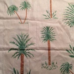 """Kravet """"Botany"""" Linen weave Cotton fabric"""